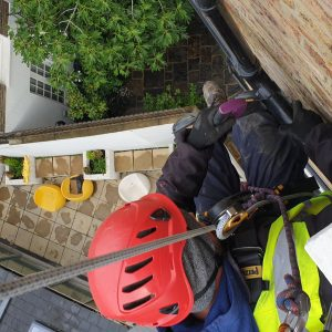 The Importance of an Abseiling Roof Repairing & Cleaning Company