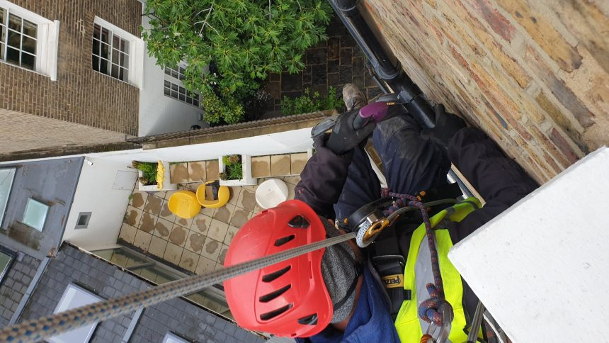 When to Use Rope Access in London